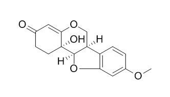 1,11B-二氢-11B-羟基美迪紫檀素