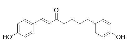 1,7-Bis(4-hydroxyphenyl)hept-1-en-3-one