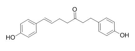 1,7-Bis(4-hydroxyphenyl)hept-6-en-3-one