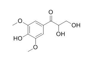 2,3,4'-三羟基-3',5'-二甲氧基苯丙酮