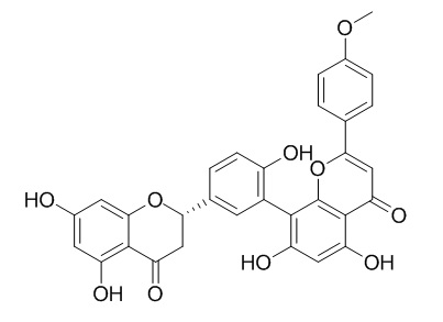 2,3-二氢罗汉松黄酮A