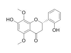 2',7-二羟基-5,8-二甲氧基黄烷酮