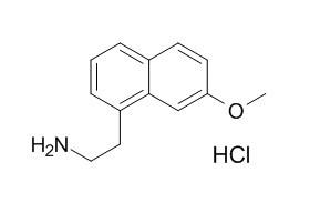 2-(7-Methoxy-1-naphthyl)ethylamine hydrochloride