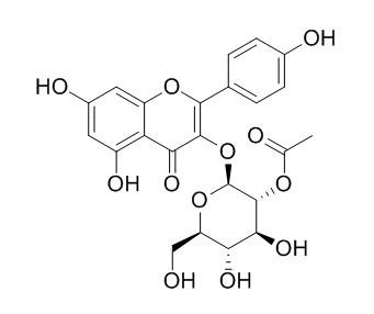 2''-Acetylastragalin