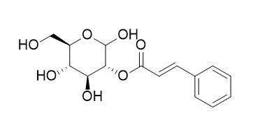 2-O-cinnamoyl-beta-D-glucose