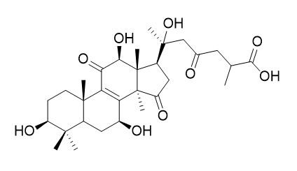20-羟基灵芝酸G