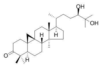 24,25-二羟基环木菠萝烷-3-酮