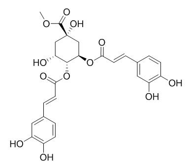 3,4-Di-O-caffeoylquinic acid methyl ester