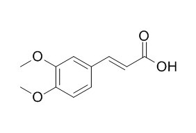 3,4-Dimethoxycinnamic acid