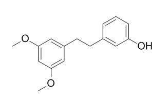 3,5-Dimethoxy-3'-hydroxybibenzyl