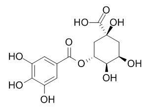 3-没食子酰基奎宁酸