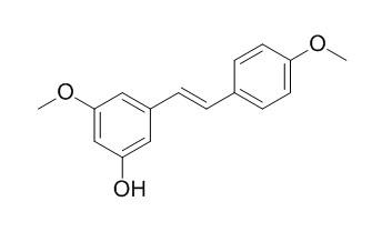 3-Hydroxy-4',5-dimethoxystilbene