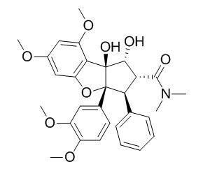 3'-Methoxyrocaglamide
