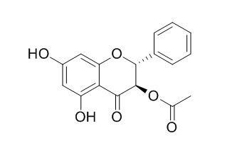 3-O-乙酰短叶松素