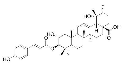 3-O-反式对香豆酰委陵菜酸