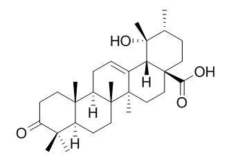3-氧代坡模酸