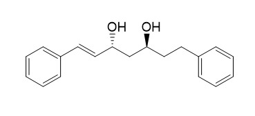 (3R,5S,E)-1,7-Diphenylhept-1-ene-3,5-diol