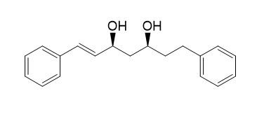 (3S,5S,E)-1,7-Diphenylhept-1-ene-3,5-diol