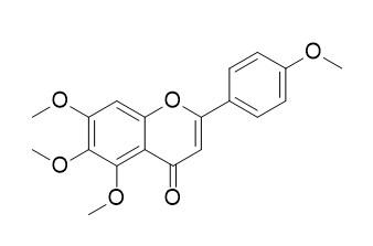 4',5,6,7-Tetramethoxyflavone