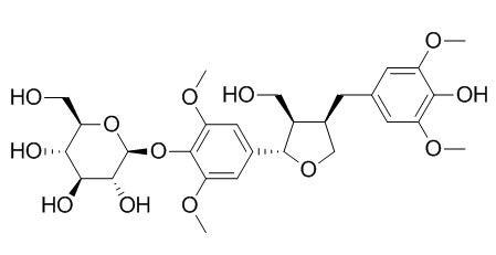 5,5'-Dimethoxylariciresinol 4-O-glucoside