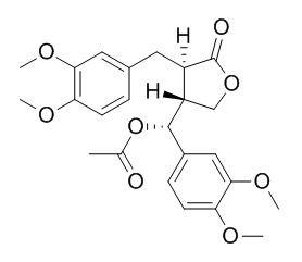 5-Acetoxymatairesinol dimethyl ether