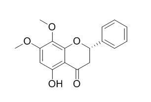 5-Hydroxy-7,8-dimethoxyflavanone