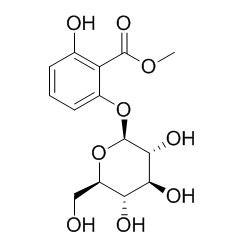 6-(beta-D-吡喃葡萄糖氧基)水杨酸甲酯