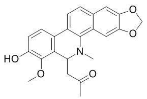 6-Acetonyl-N-methyl-dihydrodecarine