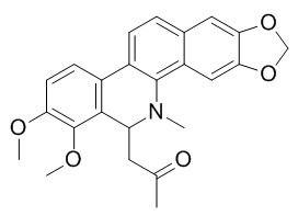 8-Acetonyldihydrochelerythrine