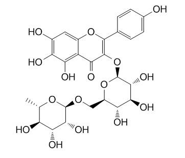 6-Hydroxykaempferol 3-beta-rutinoside