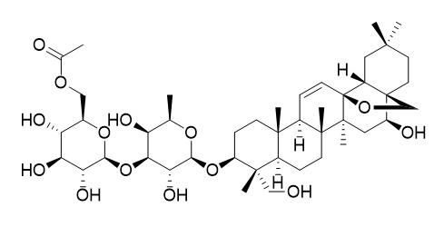 6''-O-acetylsaikosaponin A