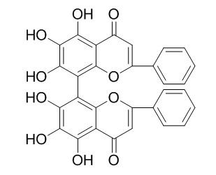 8,8''-二黄芩素