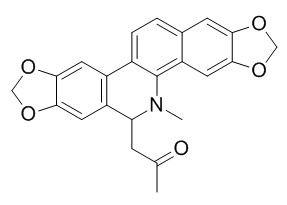 8-Acetonyldihydroavicine