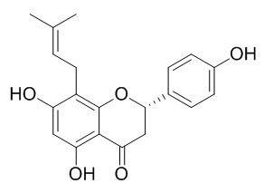 8-异戊烯基柚皮素