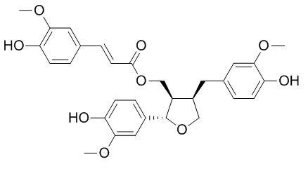 9-O-Feruloyllariciresinol