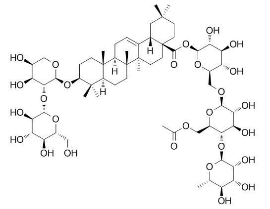 Acanthopanaxoside B