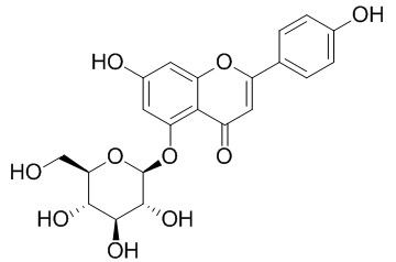 Apigenin 5-O-beta-D-glucopyranoside