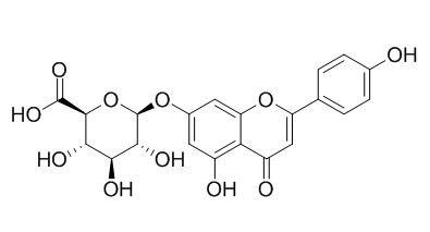 芹菜素-7-O-葡萄糖醛酸苷