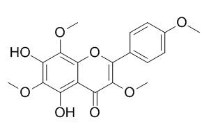5,7-二羟基-3,4',6,8-四甲氧基黄酮