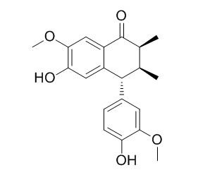 Arisantetralone B