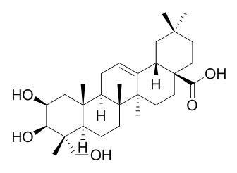 贝萼皂苷元; 贝萼甙元