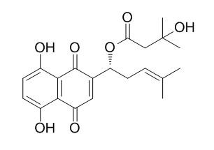 Beta-Hydroxyisovalerylshikonin