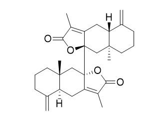 Biatractylolide