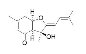 Bisabolangelone