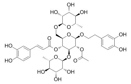 2'-乙酰基金石蚕苷