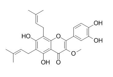 Broussoflavonol B