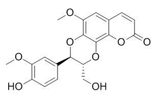 黄花菜木脂素A
