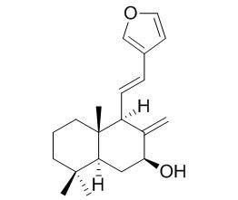 姜花素A; 狗牙花碱A