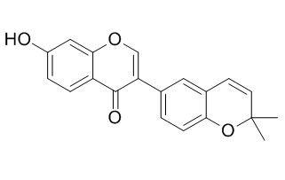 补骨脂异黄酮