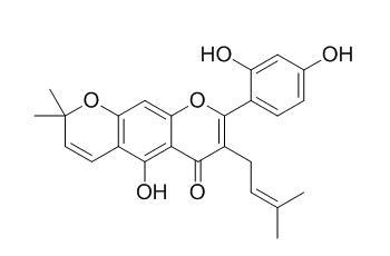 Cudraflavone B